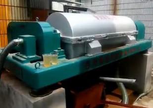 LW350污水处理卧式离心机