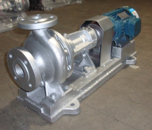 RY100-65-250熱油泵