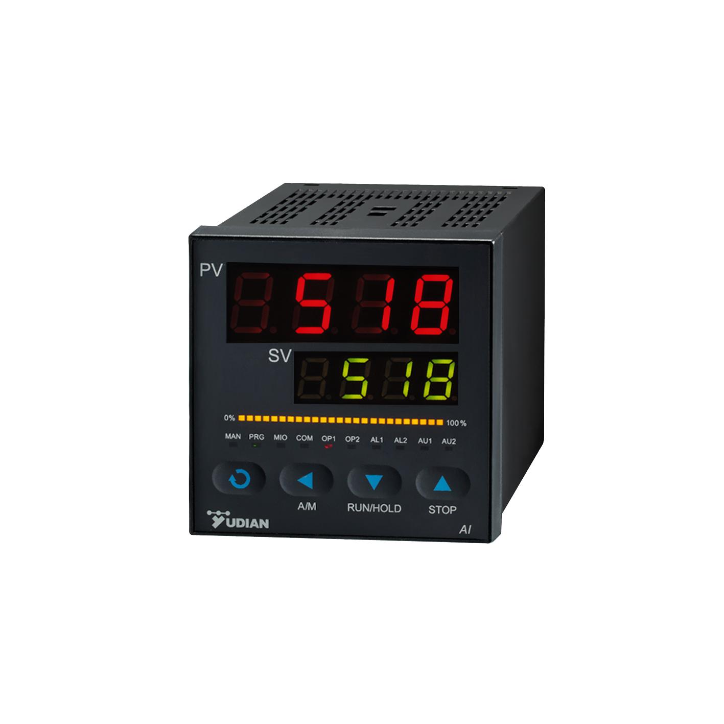 宇电AI-518P程序型人工智能温控器,温控仪表
