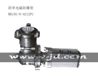 日本金子MB15G-8-AE12PU,空气压四通电磁阀