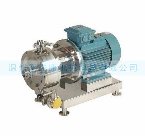 新一代混合精細乳化泵