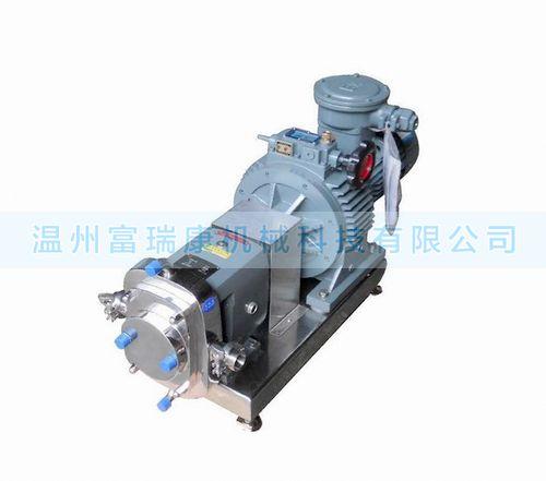 ZB3A系列不锈钢保温型凸轮转子泵