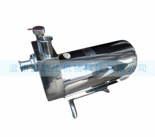 卫生级全不锈钢ZXB系列卫生级自吸泵
