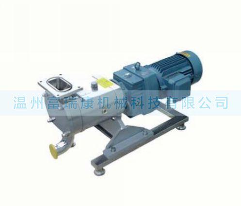 ZB3A系列上方口進料型凸輪轉子泵
