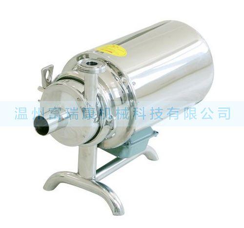 SUS304新一代BAW型卫生泵
