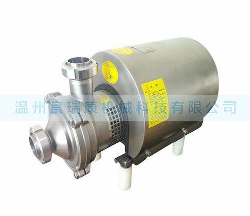 卫生级不锈钢耐腐蚀CIP自吸泵