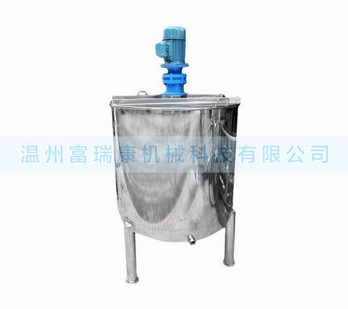 富瑞康JBG系列不銹鋼攪拌罐