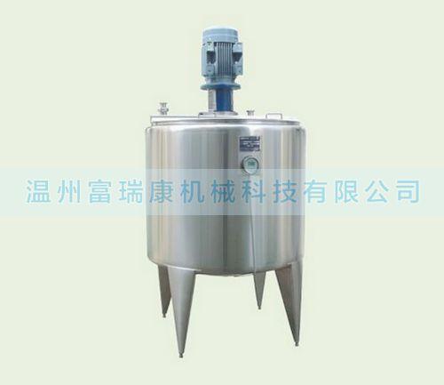 富瑞康RHG系列不銹鋼高剪切乳化罐