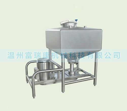 供应多功能全不锈钢高速乳化罐