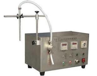 液体灌装机-磁力泵式液体灌装机