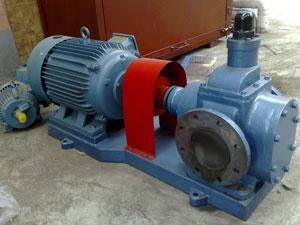 茁博品牌YCB0.6-60合金钢齿轮润滑圆弧齿轮泵