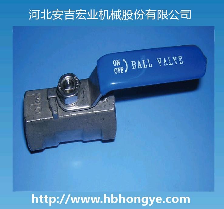 一件式內螺紋球閥,內螺紋球閥,一件式球閥,球閥