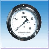 普通压力表Y-50/Y60 /Y75/Y100/Y150