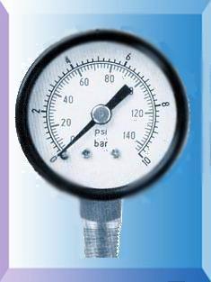 彈簧管壓力表Y-50/Y60 /Y75/Y100/Y150