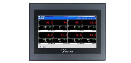 AI系列无纸记录仪/触摸屏控制系统