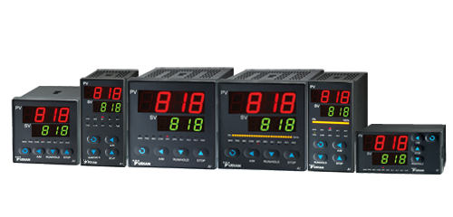 宇电AI-808P程序型人工智能温控器/调节器