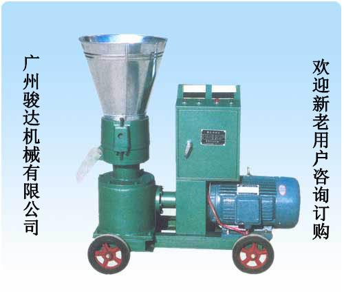 九江兔子饲料加工机械 新余玉米秸秆饲料颗粒机