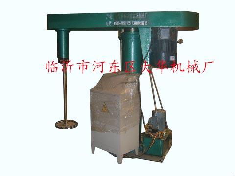 临沂涂料高速分散机 不锈钢乳胶漆分散搅拌机