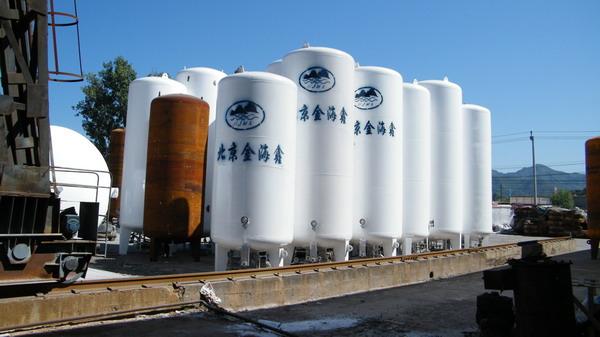 5-100立二氧化碳储罐