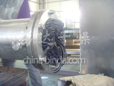 圆柱形颗粒专用螺杆挤压造粒机