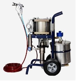 廠家直銷空氣輔助無氣噴涂機,空氣負無氣噴涂設備,混氣噴涂機