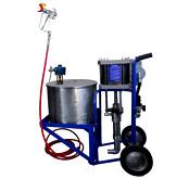 厂家直销厚浆漆喷涂机,PVC涂料喷涂机,抗石击涂料喷涂机,高压无气喷涂机,高压无气喷涂设备