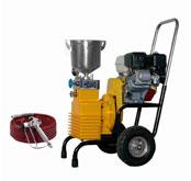 燃油式高压无气喷涂机,内燃式无气喷涂机,汽油式高压无气喷涂机,高压无气喷涂设备