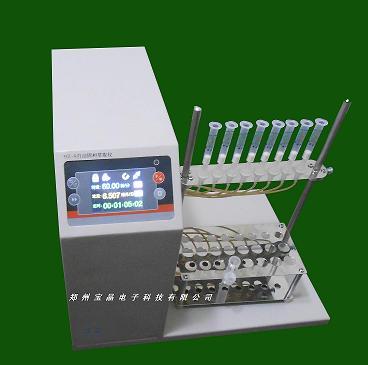 YGC-8数控自动固相萃取仪,固相萃取装置