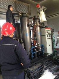 化工行業制氮機碳分子篩更換