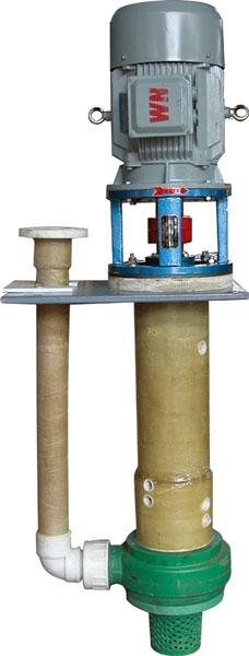 宙斯泵业YU-1A耐腐液下泵,输盐泵