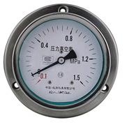 抗震真空压力表量程精度