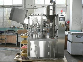 哪里有厂家生产小剂量膏霜用的全自动灌装封尾机