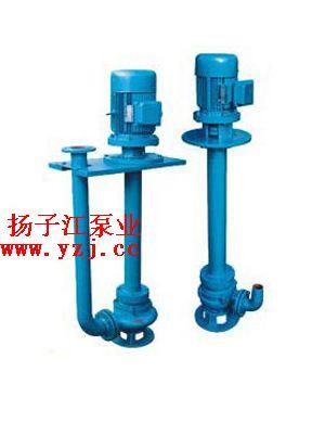 液下泵:YWP型双管液下式不锈钢排污泵