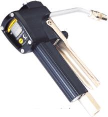 黄油计量加油枪 电子计量油脂加油枪 数显黄油加注枪 油脂计量枪