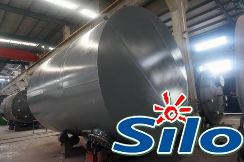 硫酸储存用钢衬塑储罐