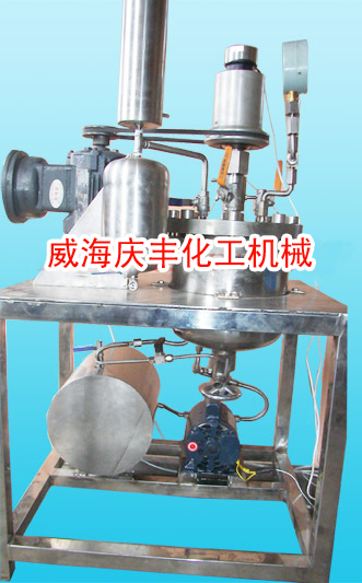 供应威海庆丰油浴循环磁力反应釜