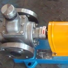 YCB不銹鋼齒輪泵