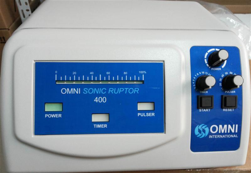 OMNI SonicRuptor400/4000超声细胞零乱仪