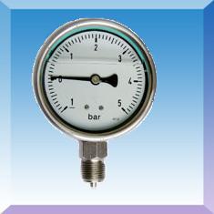 耐震压力真空表型号规格,量程,精度