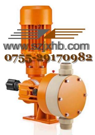 普罗名特Vario系列电机驱动隔膜泵