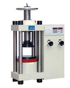 测试机之YES-2000型数显式液压压力测试机