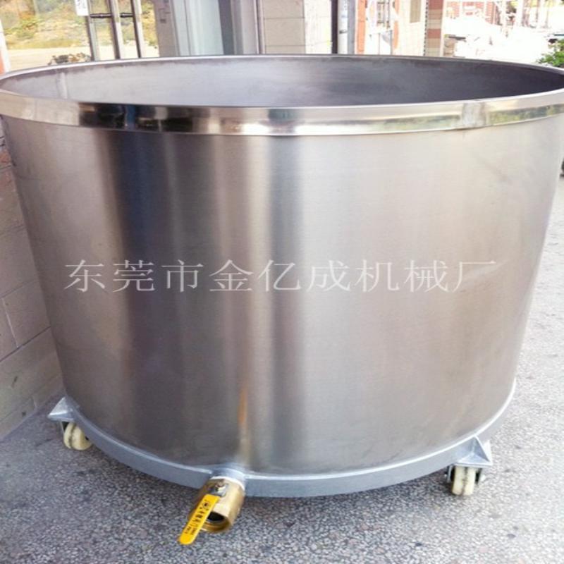 不锈钢桶 304材质不锈钢桶 化工桶 可定做非标桶