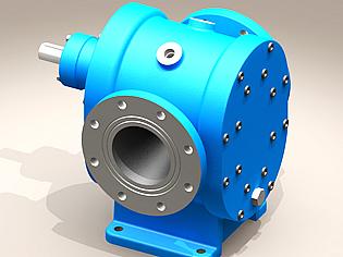 供应YCB20/0.6G型不锈钢保温圆弧齿轮泵