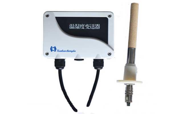 常州干燥行业用高温型温湿度传感器