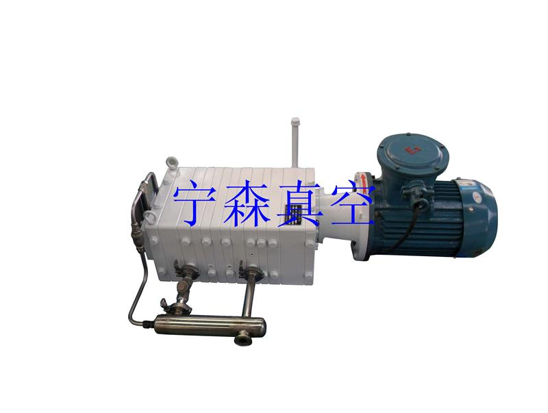 爪式泵-爪型干式真空泵-实验室专用真空泵-淄博宁森