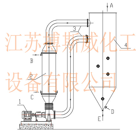 厂家专业生产QJ型冷却结晶器