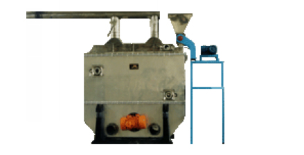 FDG系列分體式振動流化床干燥機
