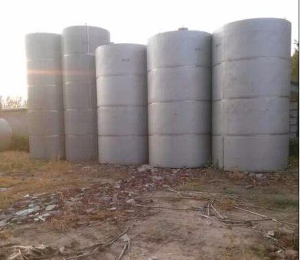 二手10-50立方不锈钢储罐 二手储罐厂家
