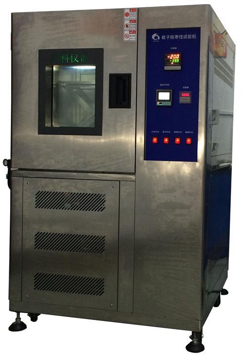 苏州立式低温弯折试验机