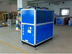 宏川牌10匹低温冻水机